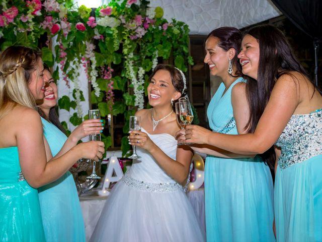 El matrimonio de Andrés y Natalia en La Dorada, Caldas 54