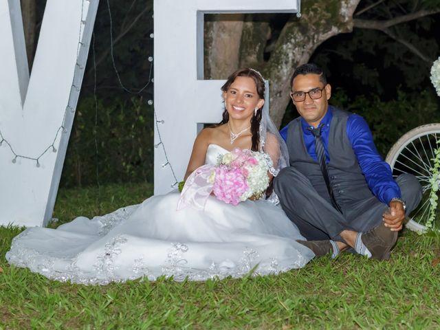 El matrimonio de Andrés y Natalia en La Dorada, Caldas 56