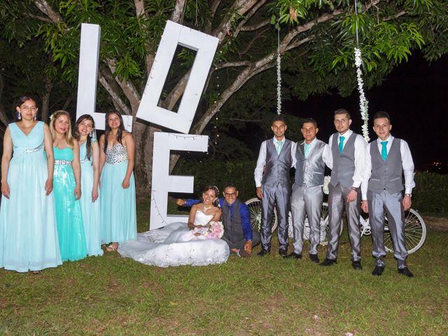 El matrimonio de Andrés y Natalia en La Dorada, Caldas 57