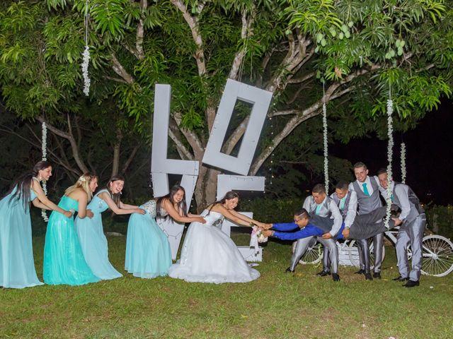 El matrimonio de Andrés y Natalia en La Dorada, Caldas 61