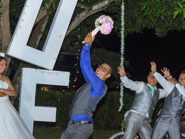 El matrimonio de Andrés y Natalia en La Dorada, Caldas 62