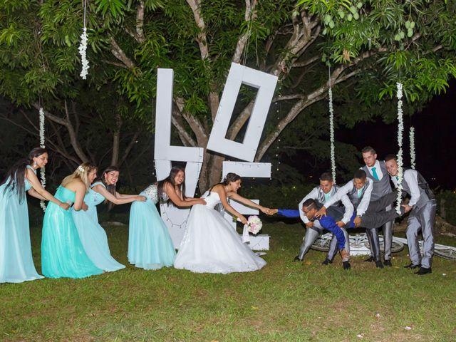 El matrimonio de Andrés y Natalia en La Dorada, Caldas 63