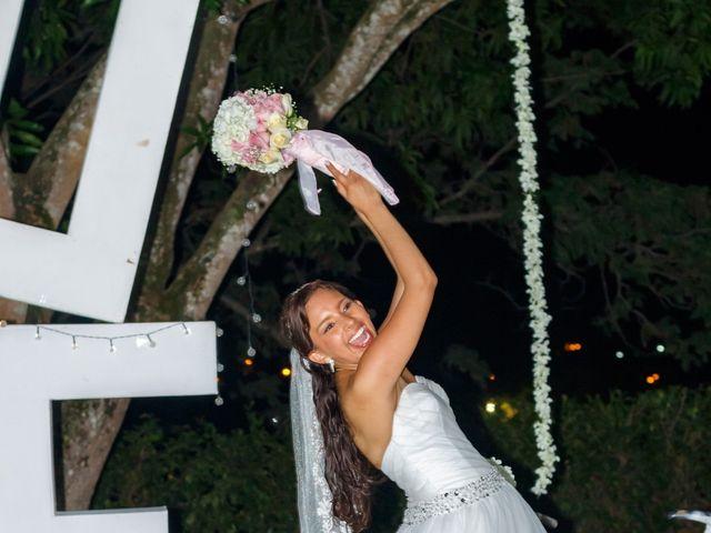 El matrimonio de Andrés y Natalia en La Dorada, Caldas 66