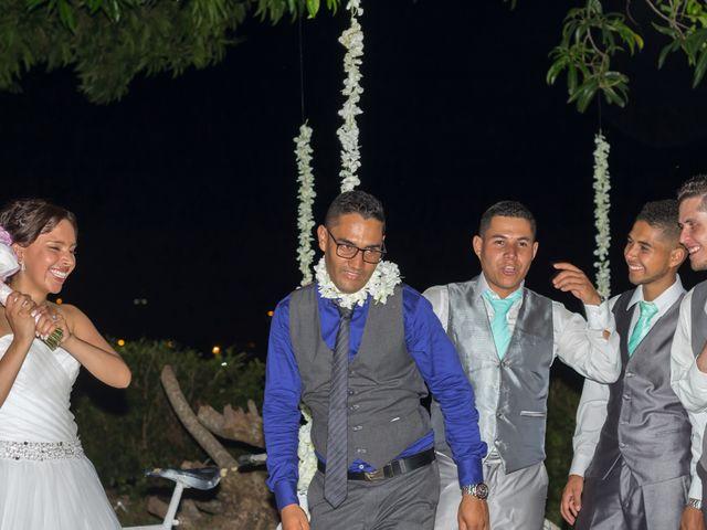 El matrimonio de Andrés y Natalia en La Dorada, Caldas 68