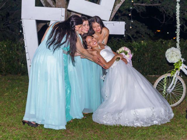 El matrimonio de Andrés y Natalia en La Dorada, Caldas 71