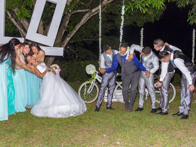 El matrimonio de Andrés y Natalia en La Dorada, Caldas 72