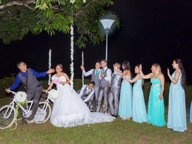 El matrimonio de Andrés y Natalia en La Dorada, Caldas 74
