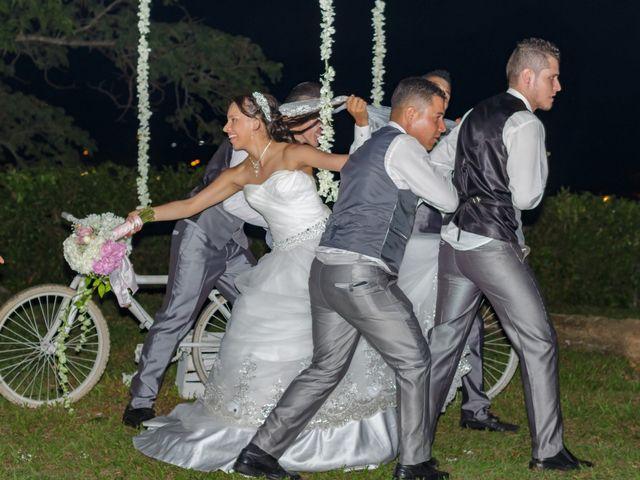 El matrimonio de Andrés y Natalia en La Dorada, Caldas 75