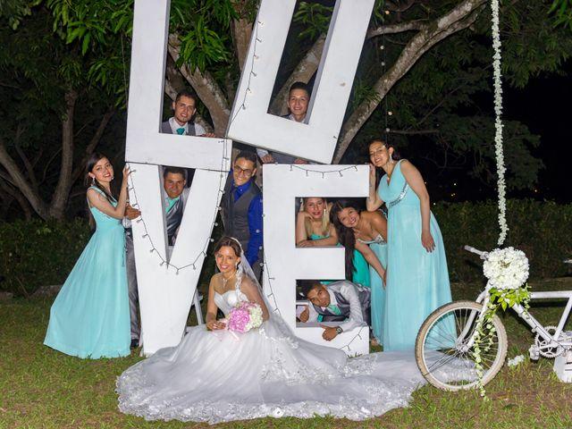 El matrimonio de Andrés y Natalia en La Dorada, Caldas 79