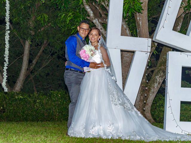 El matrimonio de Andrés y Natalia en La Dorada, Caldas 81