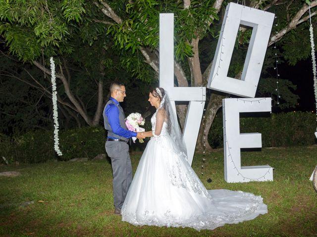 El matrimonio de Andrés y Natalia en La Dorada, Caldas 83