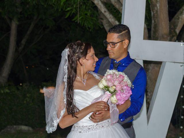 El matrimonio de Andrés y Natalia en La Dorada, Caldas 85