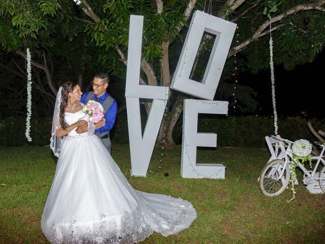El matrimonio de Andrés y Natalia en La Dorada, Caldas 86