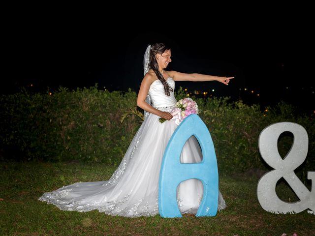 El matrimonio de Andrés y Natalia en La Dorada, Caldas 87