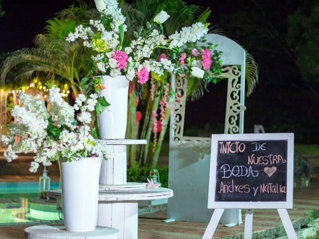 El matrimonio de Andrés y Natalia en La Dorada, Caldas 90