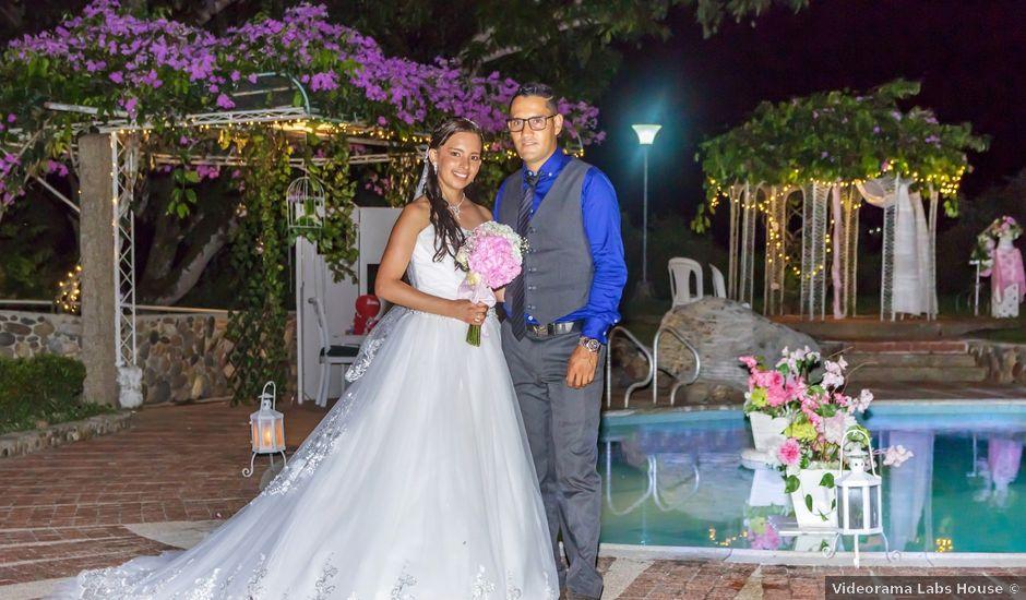El matrimonio de Andrés y Natalia en La Dorada, Caldas