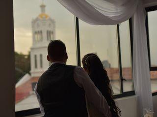 El matrimonio de Giovanna y Franky 2