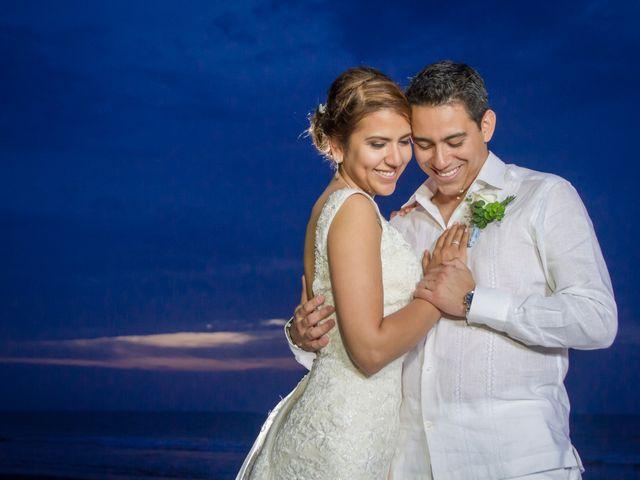 El matrimonio de Mariana y Fernando