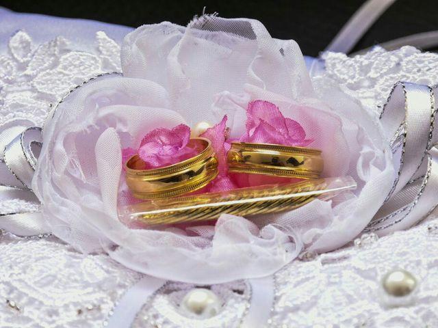 El matrimonio de William David y María Te en Piedecuesta, Santander 2