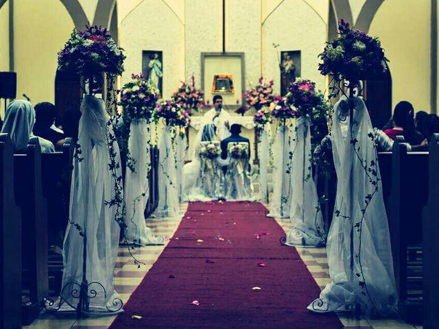 El matrimonio de William David y María Te en Piedecuesta, Santander 7