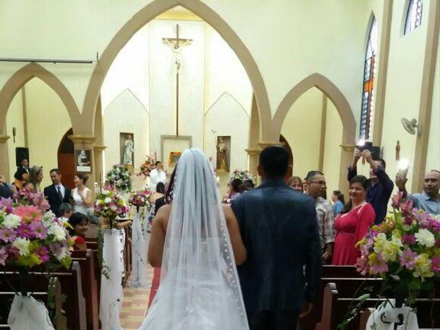 El matrimonio de William David y María Te en Piedecuesta, Santander 9