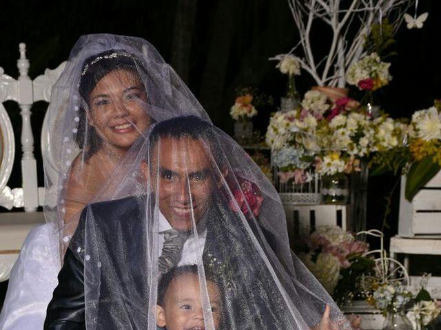 El matrimonio de William David y María Te en Piedecuesta, Santander 1