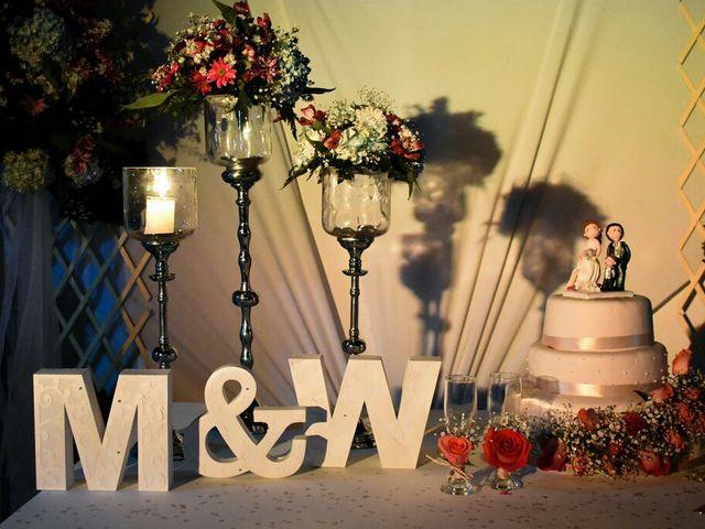 El matrimonio de William David y María Te en Piedecuesta, Santander 13