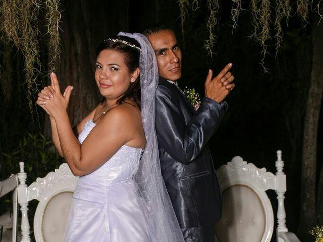 El matrimonio de William David y María Te en Piedecuesta, Santander 15