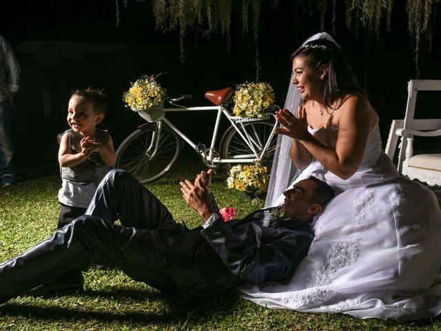 El matrimonio de William David y María Te en Piedecuesta, Santander 16