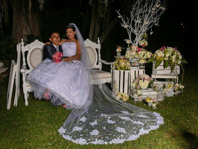 El matrimonio de William David y María Te en Piedecuesta, Santander 17