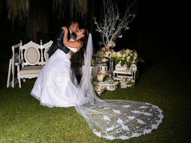 El matrimonio de William David y María Te en Piedecuesta, Santander 18