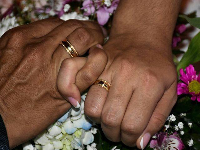 El matrimonio de William David y María Te en Piedecuesta, Santander 19