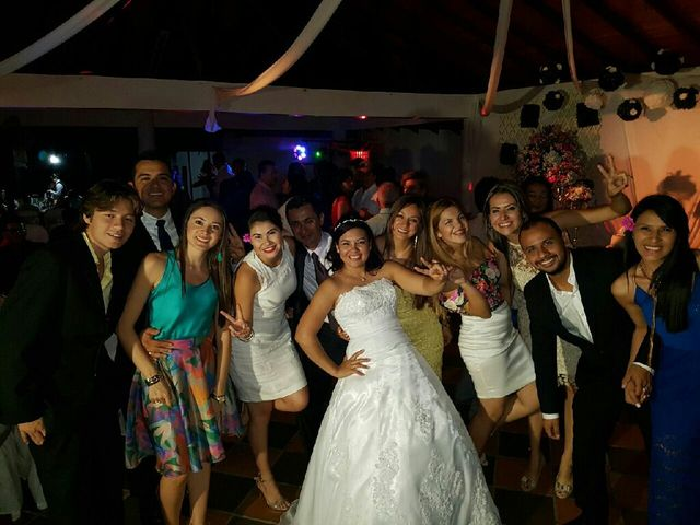 El matrimonio de William David y María Te en Piedecuesta, Santander 21