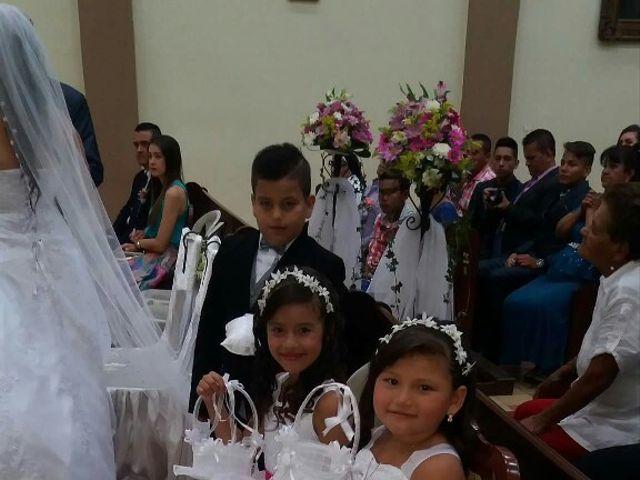 El matrimonio de William David y María Te en Piedecuesta, Santander 35