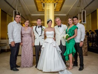 El matrimonio de Stefany y Ricardo 1