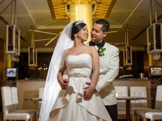 El matrimonio de Stefany y Ricardo