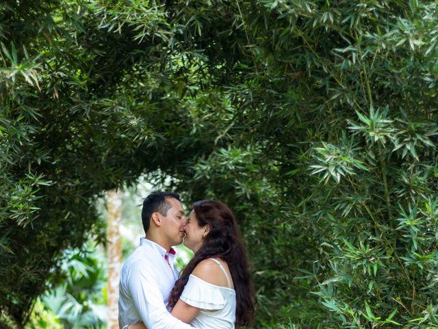 El matrimonio de Christian y July en Ibagué, Tolima 11