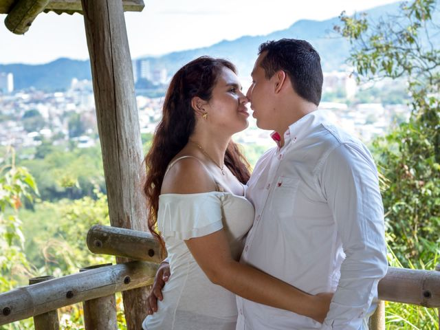 El matrimonio de Christian y July en Ibagué, Tolima 17