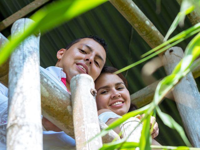 El matrimonio de Christian y July en Ibagué, Tolima 18