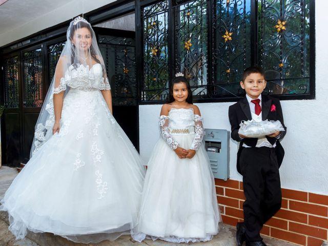 El matrimonio de Christian y July en Ibagué, Tolima 28
