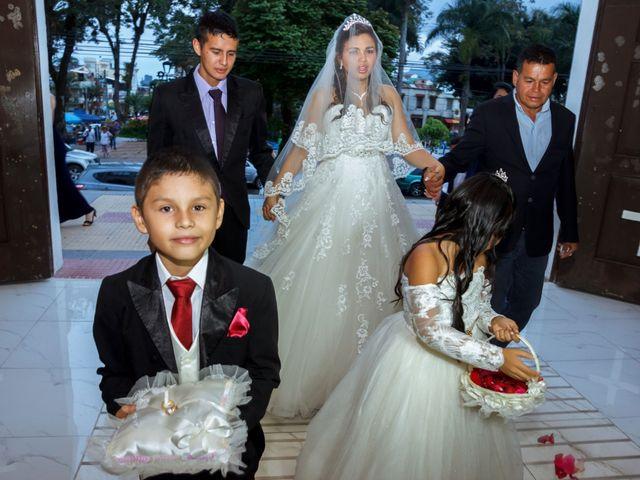 El matrimonio de Christian y July en Ibagué, Tolima 29