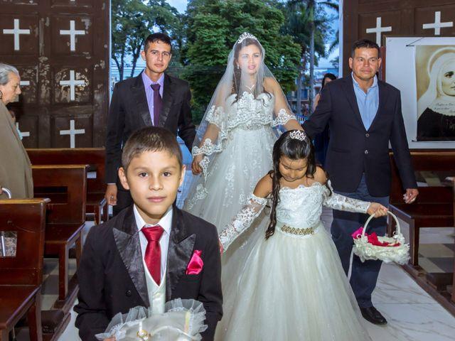 El matrimonio de Christian y July en Ibagué, Tolima 30