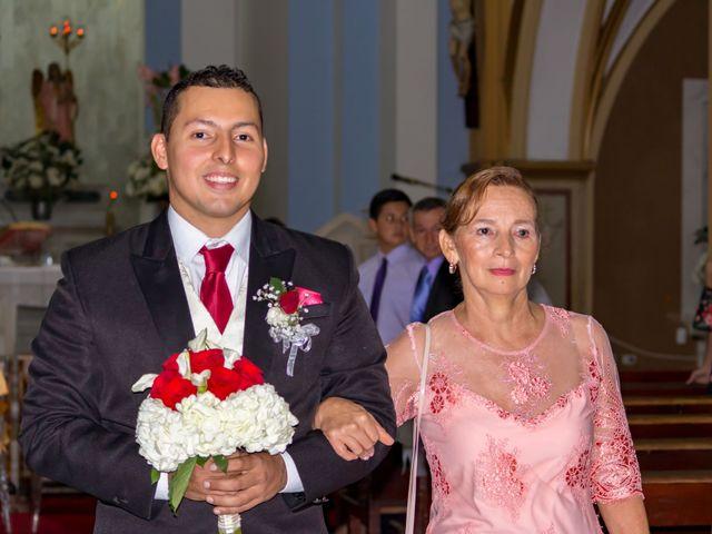 El matrimonio de Christian y July en Ibagué, Tolima 31