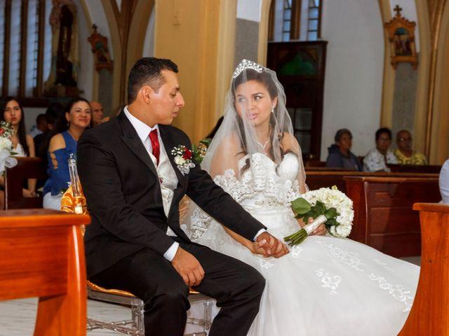El matrimonio de Christian y July en Ibagué, Tolima 32