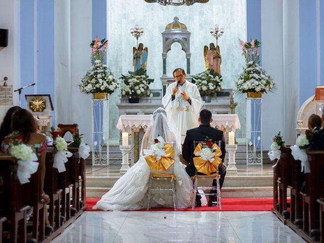 El matrimonio de Christian y July en Ibagué, Tolima 34
