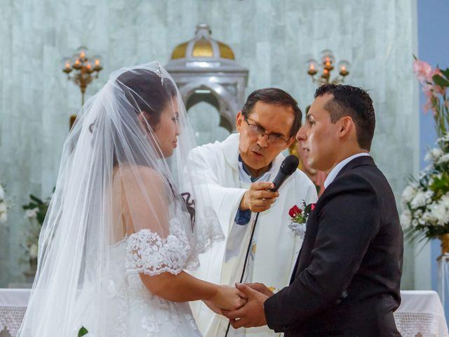 El matrimonio de Christian y July en Ibagué, Tolima 35