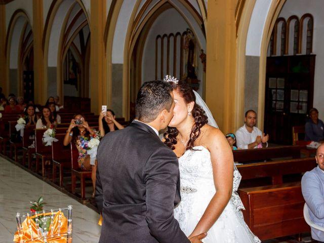 El matrimonio de Christian y July en Ibagué, Tolima 38