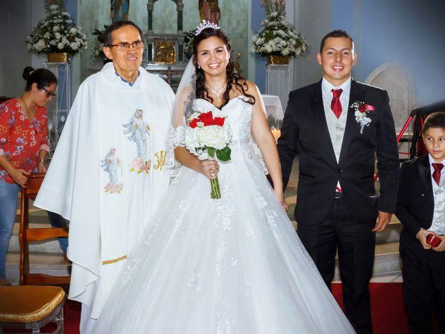 El matrimonio de Christian y July en Ibagué, Tolima 39