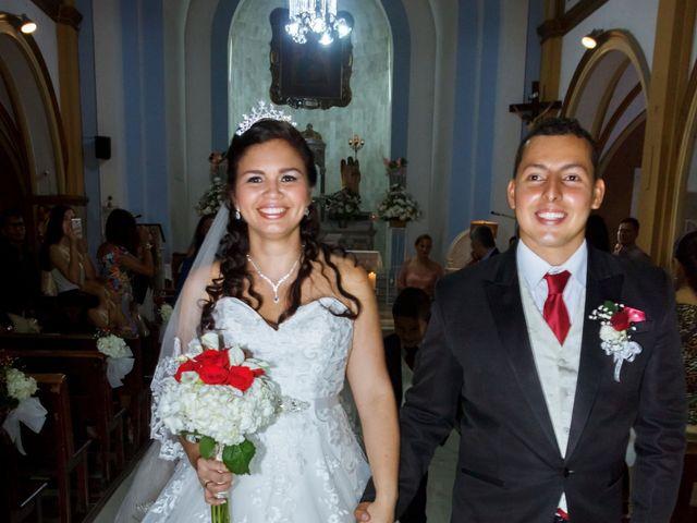 El matrimonio de Christian y July en Ibagué, Tolima 41