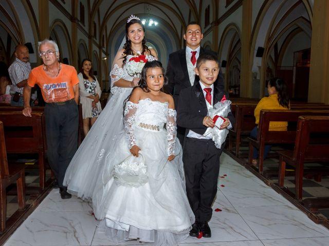 El matrimonio de Christian y July en Ibagué, Tolima 42